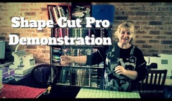 Shape Cut Pro Review and Demonstration