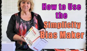 Simplicity Bias Tape Maker Review