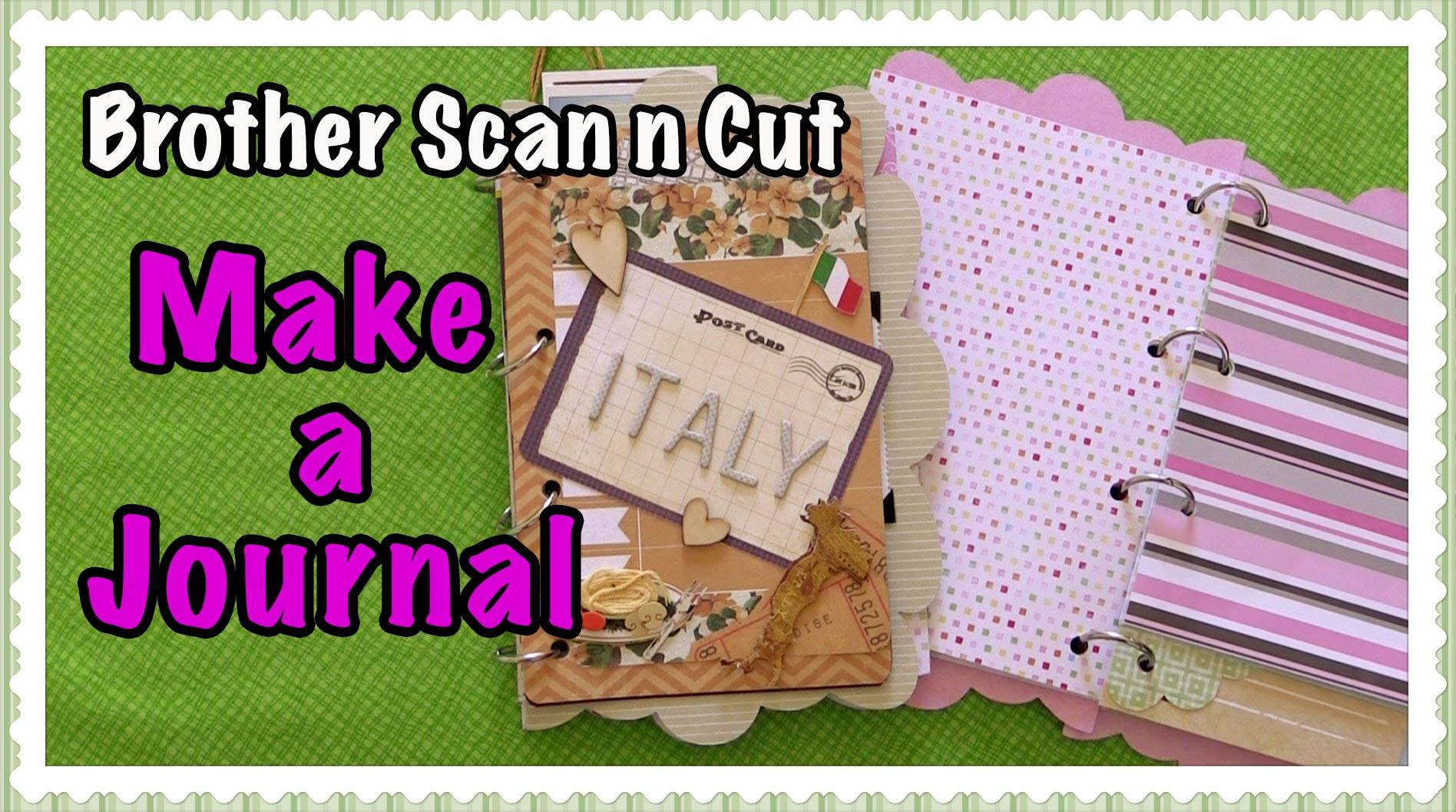 how to use scan n cut