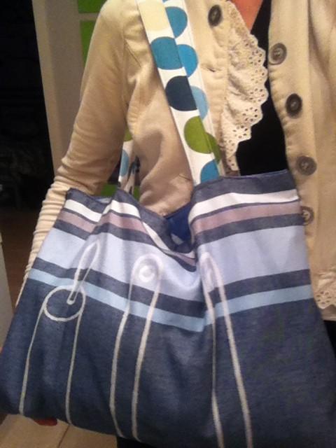 2 Tea Towel bag
