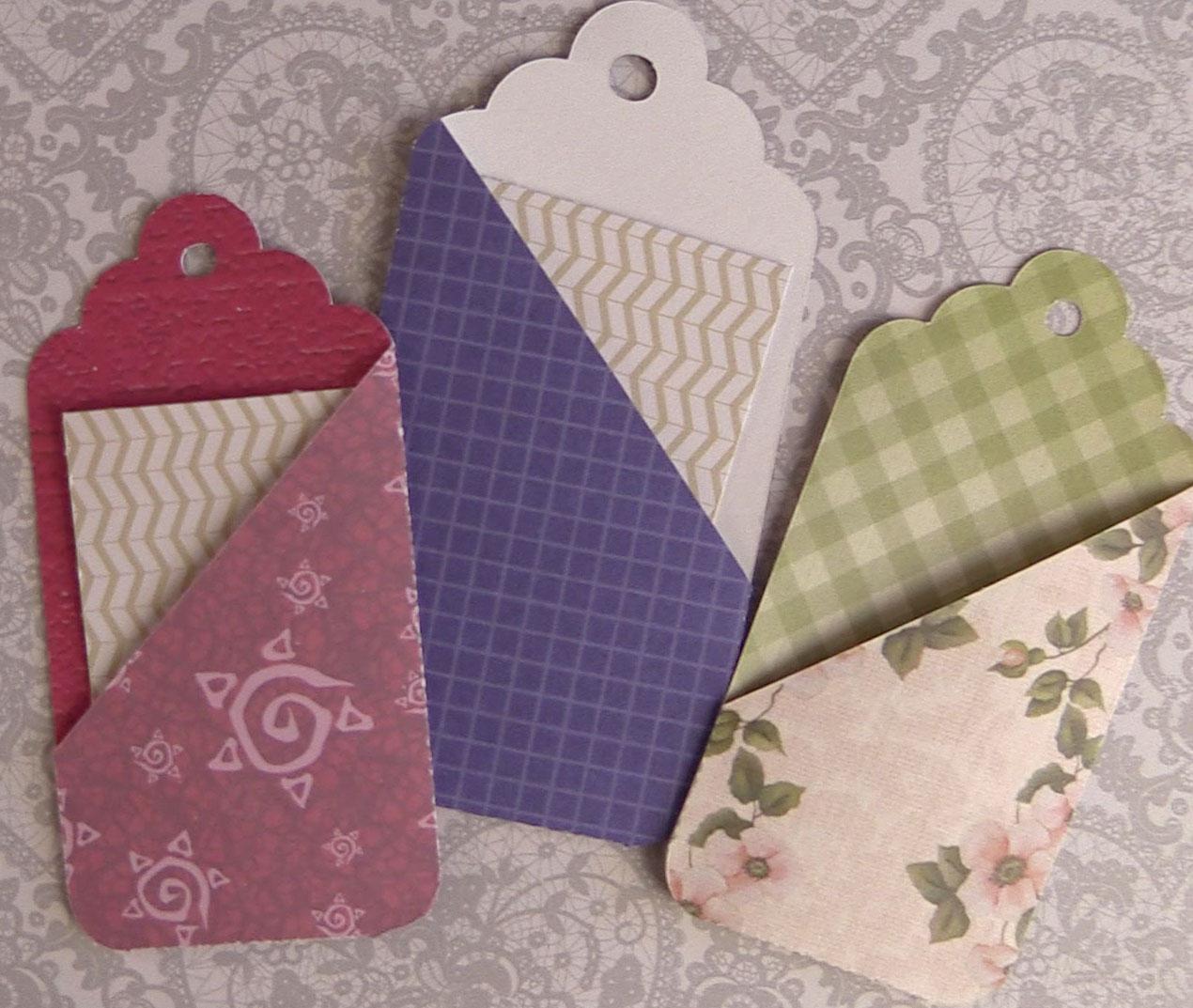 brother scan n cut tutorial folding gift tags alanda craft