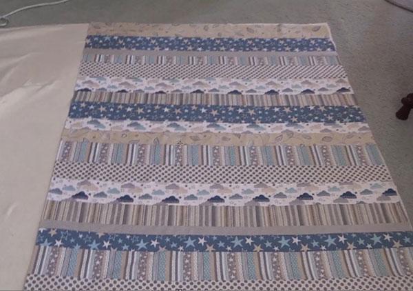 easy beginners quilt