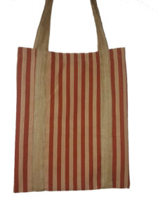 Readers Project: Canvas tote bag by Geetha