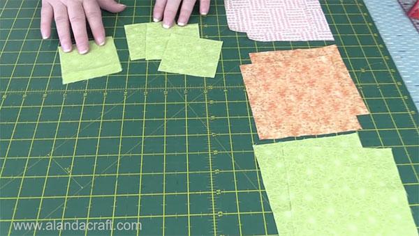 Starflower Quilt Block Tutorial