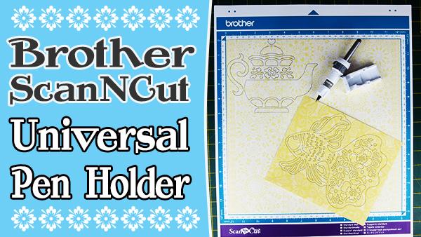BSNC Universal Pen Holder