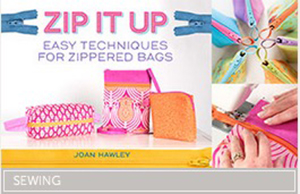 Zip it Up Craftsy
