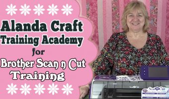 Alanda Craft Training Academy – Now Open for ScanNCut Training