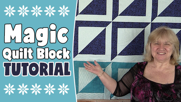 magic=quilt-block, quilting, tutorial, sewing, craft, www,alandacraft.com