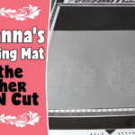 Pollyanna's Embossing Mat for the ScanNCut – Demonstration and Review