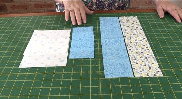 arkansas crossroads quilt instructions