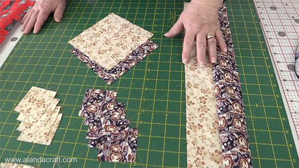 sisters-choice-quilt-block, quilting, sewing, craft