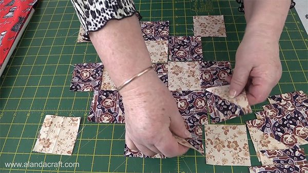 sisters-choice-quilt-block,quilting,craft, sewing