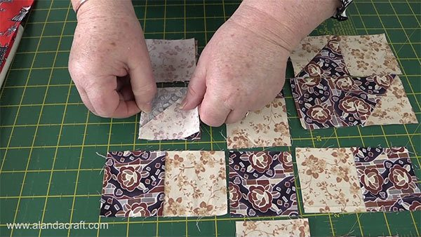 sisters-choice-quilt-block.quilting,sewing,craft
