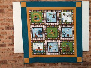 riley-blake-kawaii-owl-quilt-panel-quilt,quilting,sewing,craft
