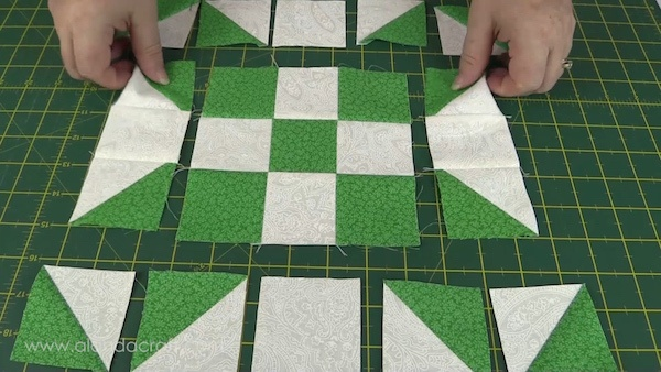 fools-square-quilt-block,sewing,quilting,craft
