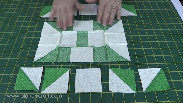fools-square-quilt=block,sewing,quilting,craft