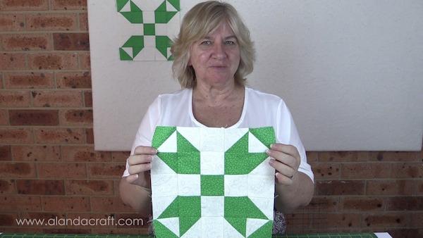 fools-square-quilt-block,quilting,craft, sewing