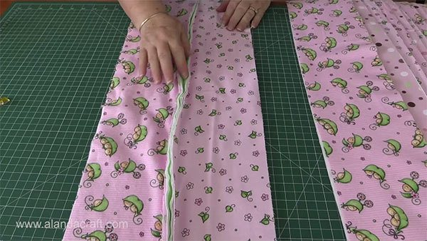 rag-quilt-strips,quilting tutorial, quilting,craft,sewing