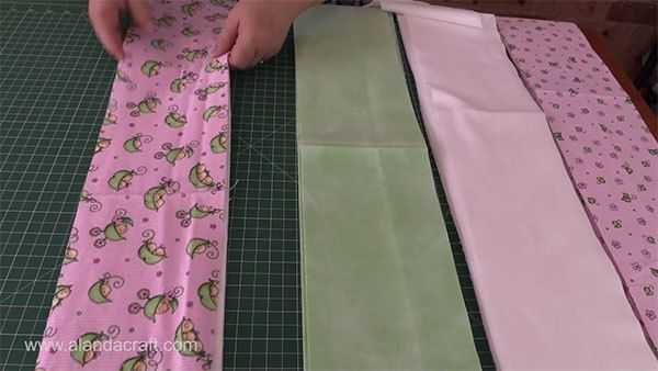 rag-quilt-strips,quilting tutorial, quilting,sewing,craft