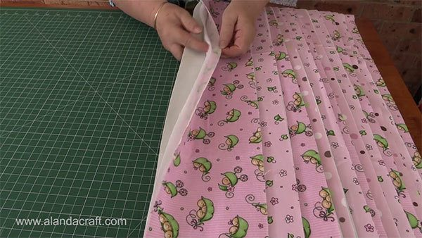 rag-quilt-strips,quilting,sewing,craft,quilting tutorial