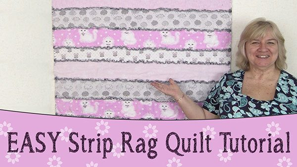strip-rag-quilt,quilting,craft,sewing