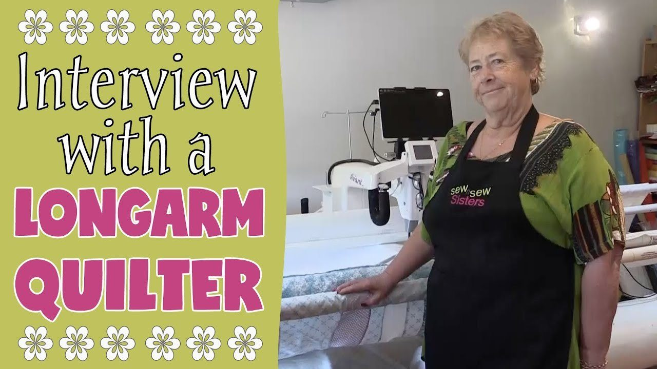 Interview with Chris – The Long Arm Quilter