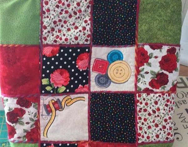 charm-square-tote-bag,quilting,sewing,craft, tote bag