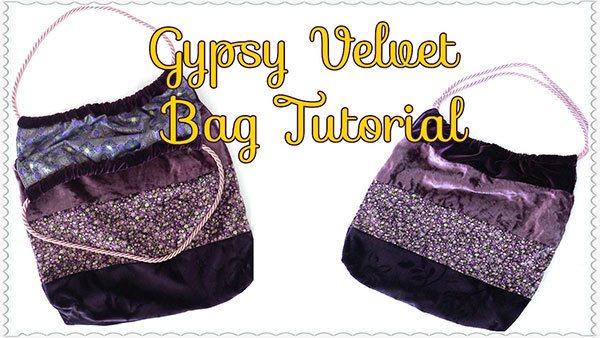 velvet-gypsy-bag, craft, tote bag, sewing