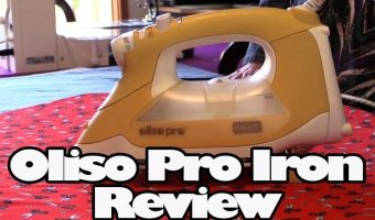 Our Oliso Pro Smart Iron Review