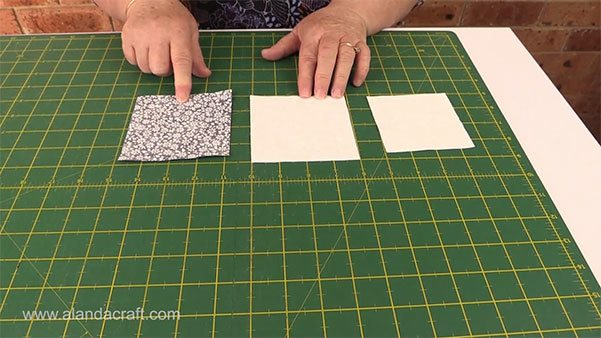 ribbon-star-quilt-block,quilting,craft, sewing