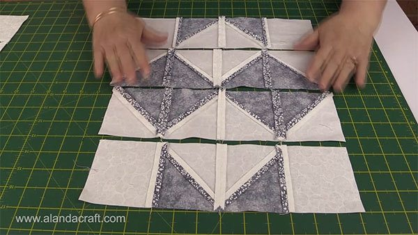 ribbon-star-quilt-block,quilting, quilt block, sewing, craft