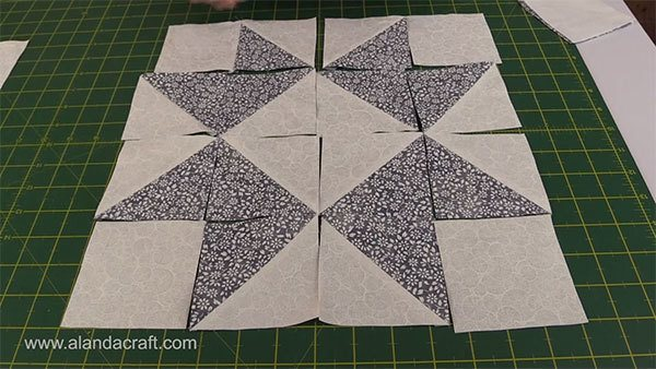 ribbon-star-quilt-block,quilting,quilt block, craft,sewing