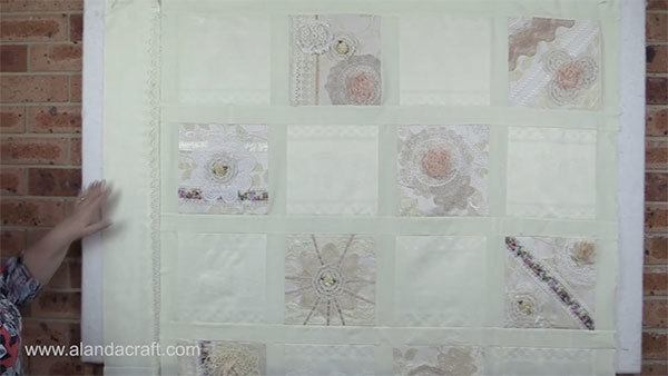 shabby-chic-quilt,heiriloom quilt, craft, sewing, quilting