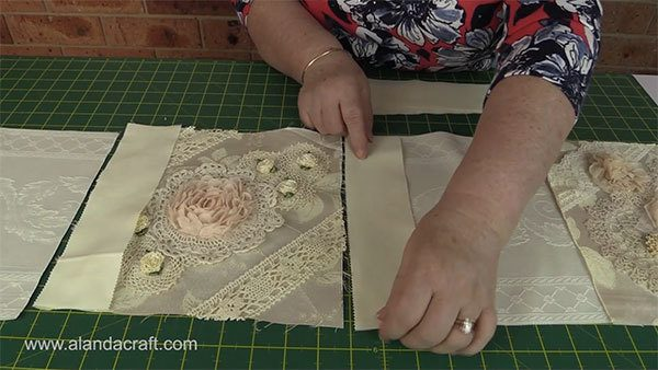 shabby-chic-quilt,heirloom quilt, craft, sewing, quilting
