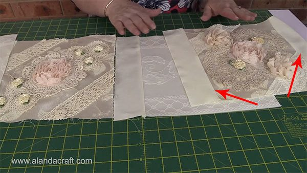 shabby-chic-quilt, heirloom quilt, craft, sewing, quilting