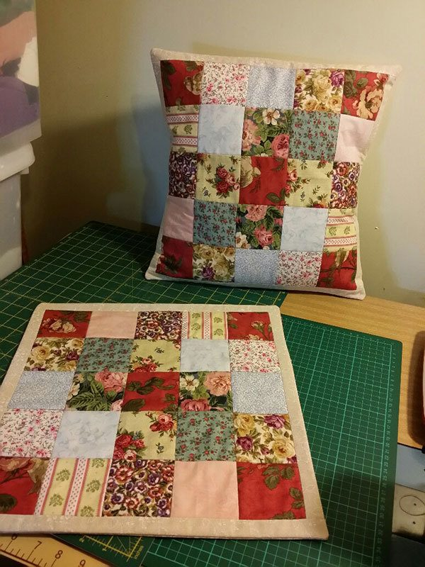 quilted-cushion-covers,craft,sewing