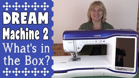 Our Dream Machine 2 Unboxing – What's in the Box (Innov-is XV8550D)