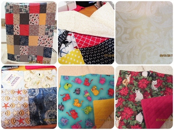 Readers Project: Barbara's Nautical Themed Quilt & More