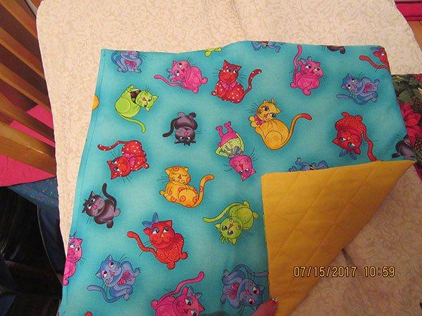cat quilt, quilting, craft,sewing,