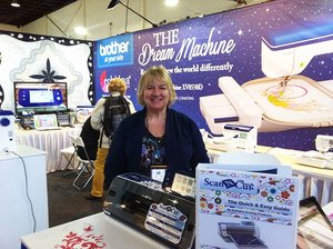 Alanda Craft at The Canberra Quilt and Craft Fair