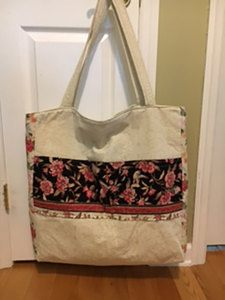 Readers Project: Jennifer's Big Craft Bag
