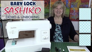 Baby Lock Sashiko Machine