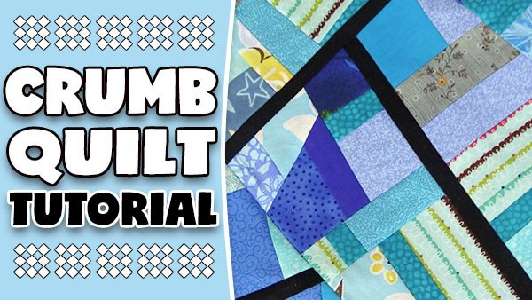 Crumb Quilt Technique Tutorial