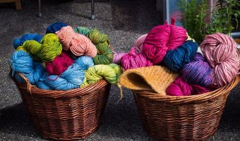 Janine Hilling Talks about Fabric & Men, Kitting & Yarns.