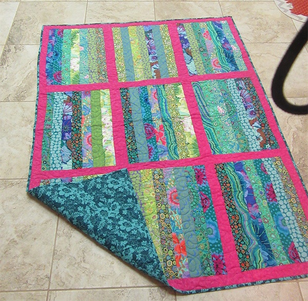 quilting, craft, sewing, kaffe fasset quilt