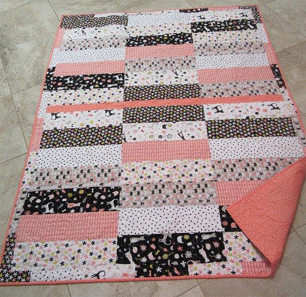 cat quilt, sewing, quilting, craft