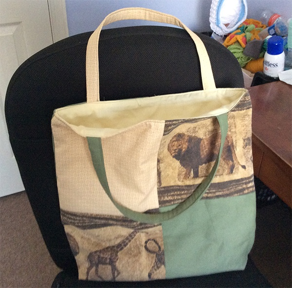 tote bag, sewing,craft, quilting,alanda craft