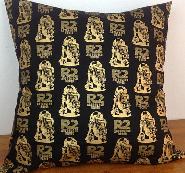 cushion cover, sewing star wars cushion cover