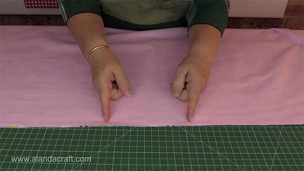 flannel baby blanket tutorial