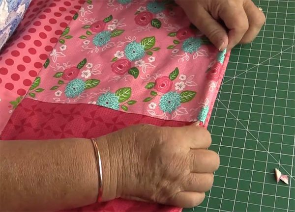 easy baby quilt tutorial